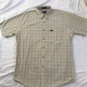 Pendleton 100% cotton s/s dress shirt, size M